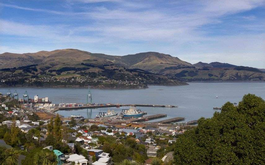 Erosion control key of health of Lyttelton Harbour