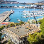 Finish line in sight for Lyttelton Harbour waste water project