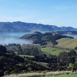 Banks Peninsula landscape